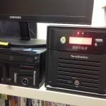 【TeraStation】空のHDDしかないTS-WXLにファームウェアを流し込んでみる ~失敗編~