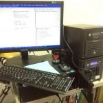 【TeraStation】TS-5200DにUSBメモリから直接ファームウェアを流し込む